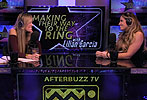 Trish Stratus on Making Their Way to the Ring with Lilian Garcia - Part 1