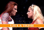 WWE honors Trish Stratus and Lita during Women's History Month