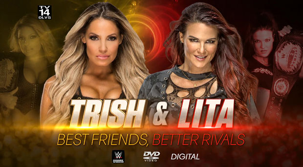 Trish & Lita: Best Friends, Better Rivals DVD trailer
