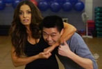 Strombo: Self-defense with Trish Stratus