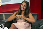 Trish Stratus on Off The Record (Apr 2013)