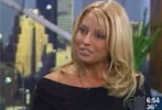 Trish Stratus on WB11 Morning News (Mar 2004)