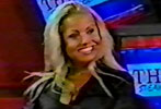 Trish Stratus on Off The Record (Feb 2000)